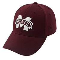 Top of the World NCAA-SEC Conference-Premium Collection-OneFit-Memory Fit- Size: L/XL-Mississippi State Bulldogs