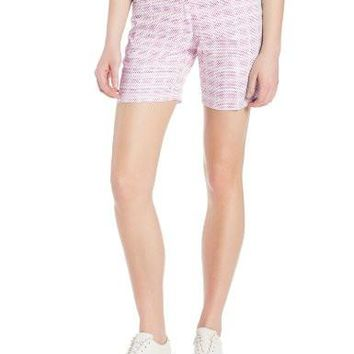 adidas Golf Women's Dot Print Shorts