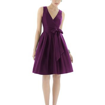Alfred Sung by Dessy Bridesmaids Dress D668