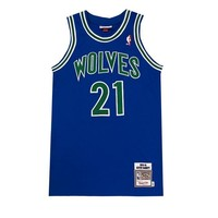 Mitchell & Ness Authentic NBA Jersey - Minnesota Timberwolves - Kevin Garnett