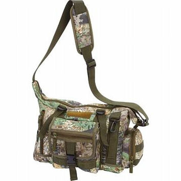 "Extreme Pak Tree Camo 15"" Tactical Style Messenger Bag"