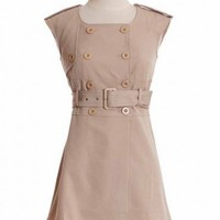 turlington trench dress at ShopRuche.com, Vintage Inspired Clothing, Affordable Clothes, Eco friendly Fashion