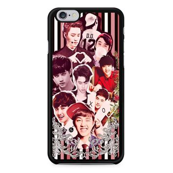 Exo Collage 2 iPhone 6/6S Case