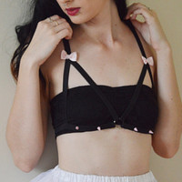 Cute Kitten Bra Harness