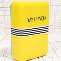 Yay Lunchbox - Urban Outfitters