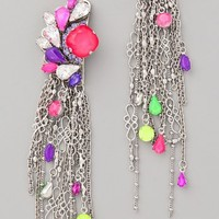 Erickson Beamon Color Me Crazy Earrings | SHOPBOP