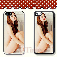 Lana Del Rey, iPhone 5 case iPhone 5c case iPhone 5s case iPhone 4 case iPhone 4s case, Samsung Galaxy S3 \S4 Case --X51127