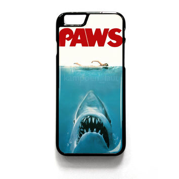 Paws Movie Parody Funny Cat iPhone 4 4S 5 5S 5C 6 6 Plus , iPod 4 5  , Samsung Galaxy S3 S4 S5 Note 3 Note 4 , and HTC One X M7 M8 Case