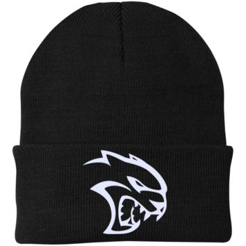 DODGE HELLCAT CP90 Port Authority Knit Cap