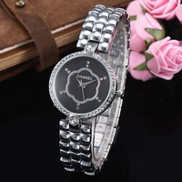 8DESS Chanel Women Fashion Quartz Movement Wristwatch Watch