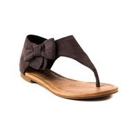 YouthTween Soda Ginny Sandal, Gray, at Journeys Shoes