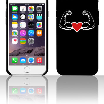 Love Muscle 5 5s 6 6plus phone cases