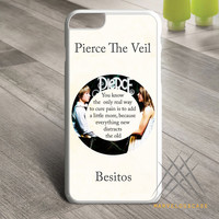 Pierce The Veil Song Lyrics Band Custom case for iPhone, iPod and iPad