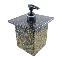 Handmade Ceramic Soap/Lotion Dispenser - Unique Home Decor
