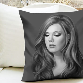 Adele Someone Like You Pillow Cases