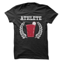 Athlete Beer Pong