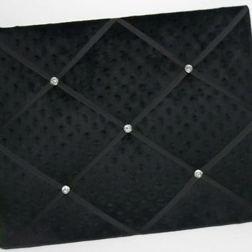 Minky Cuddle Dot fabric - French Memo Boards (6 colors availabl)