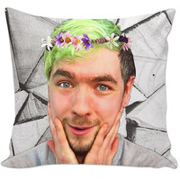 JackSepticEye Couch Pillow