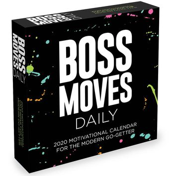 Boss Moves Daily Page Desktop
