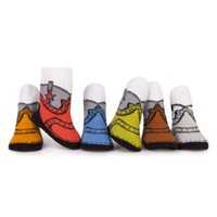 Trumpette-Infant's Six-Piece High-Top Sock Set