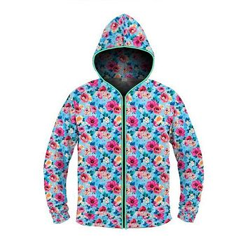 Botanical Garden - Light Up Hoodie