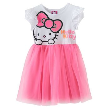Hello Kitty Tutu Dress - Girls