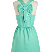 Spearmint Condition Dress | Mod Retro Vintage Dresses | ModCloth.com