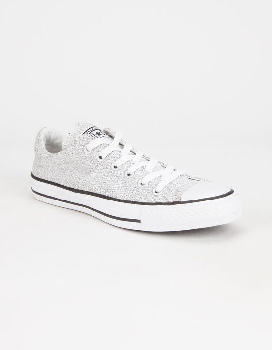 Converse Chuck Taylor All Star Madison Womens Shoes Light Grey In Sizes a86cdcaa7a