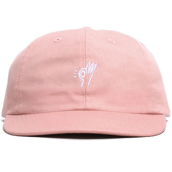 OK Polo Hat Light Pink