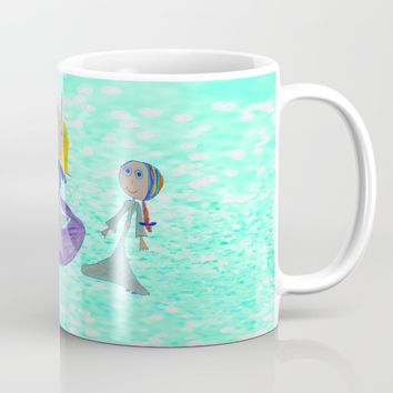Alice | Up to the light sky Mug by Azima