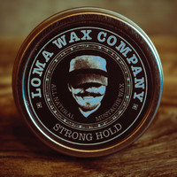 Natural Mustache Wax by Loma Wax Co®