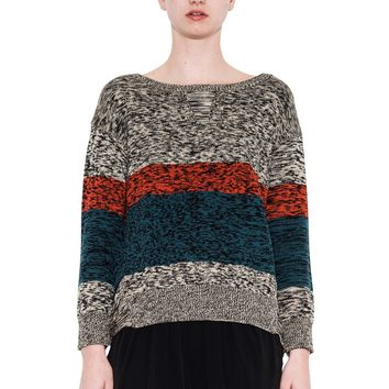 adele sweater - charcoal - pullovers