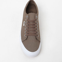 Vans Canvas Court Brown Shoes at PacSun.com