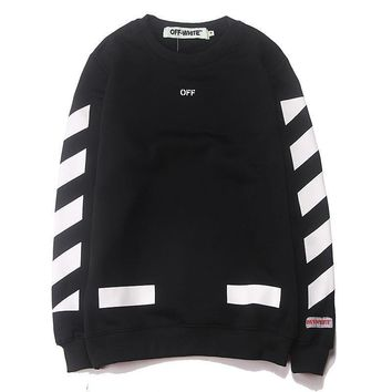 Off-White Top Sweater Pullover-5