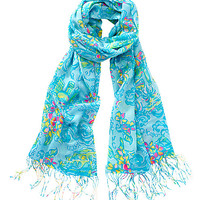 Murfee Scarf - Dallas | 75112414SC7 | Lilly Pulitzer