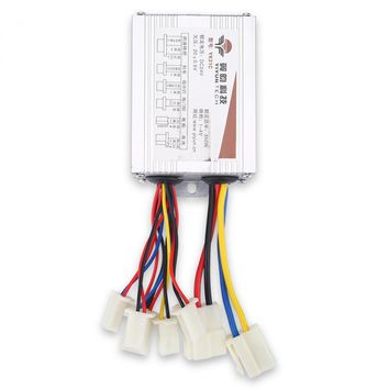 VGEBY Mountain Road Bike 24V 350W Motor Brushed Controller Box for Electric Bicycle Scooter E-bike Accessory