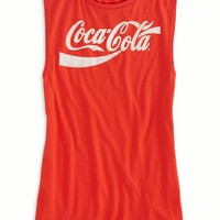 AEO Women's Coca-cola Graphic Mus