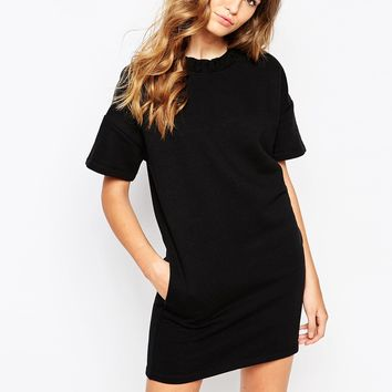 Vanessa Bruno Athe Debby Sweat Dress