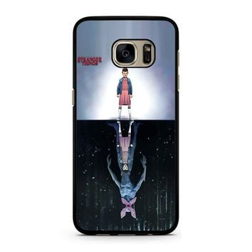 Stranger Things Eleven 2 1 Samsung Galaxy S7 Case