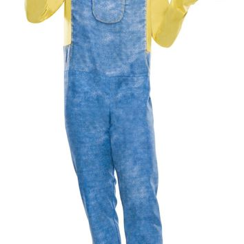 Minion Bob Adult Standard Costume for Halloween