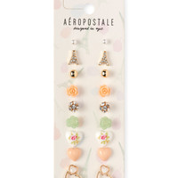 Parisian Stud Earring 9-Pack