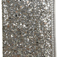 Silver glitter Card Holder - New In This Week - New In - Topshop USA