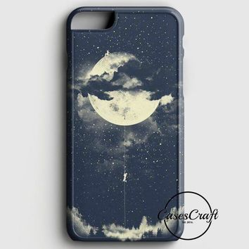 Climbing The Moon iPhone 6 Plus/6S Plus Case | casescraft