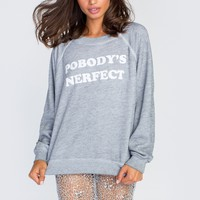 Pobody's Nerfect Sommers Sweater