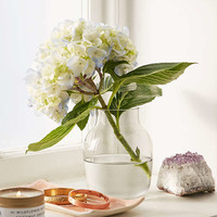 Tinted Glass Vase - Urban Outfitters