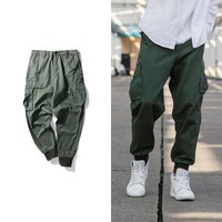 Sports Pants Training Casual Outdoors Cropped Pants [272618061853]
