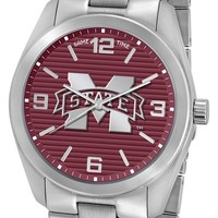 Men's Game Time Watches 'College Elite - Mississippi State University' Bracelet Watch, 44mm - Mississippi State