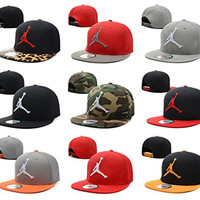 Dream Cap Air Man Shoes good match Masterpiece Party & Job & Show & Feast & Cocktail 2015 New welcomed Casual style cool Chicago Bulls Team Legend snapback embroidery Jordan Hats bboy Prevalent fashion NBA Basketball Blue classic peak Baseball Caps