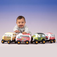 Manhattan Toy Bumpers Firetruck Vehicle Toy | Stage Stores