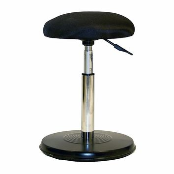 Kore Designs Everyday Adjustable Counter Stool (Black)